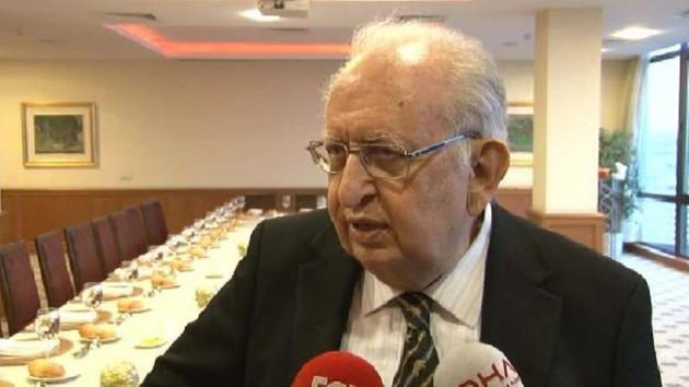 Gülen'in avukatı Orhan Erdemli: FETÖ'cü Grubun akıl hocası Cindoruk'tu!