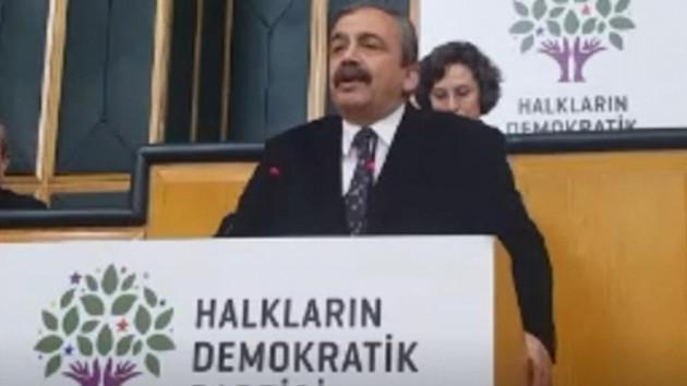 HDP'li Önder: Yedi cihan duysun Hayır'ı örgütlüyoruz