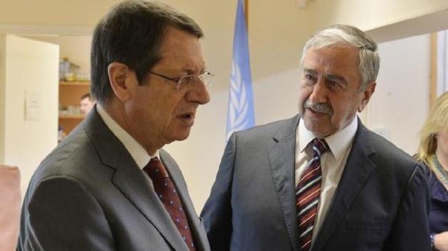 Kıbrıs müzakerelerinde kriz çıktı, Rum lider görüşmeyi terk etti