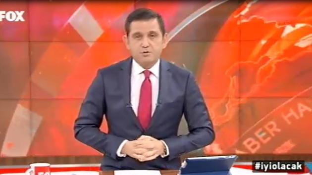 Fatih Portakal: FOX'ta olmasam Alo Fatih telefonu gelir