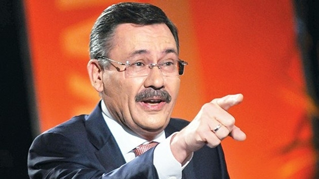 Melih Gökçek'ten Ahmet Takan'a: Müptezel gazeteci..