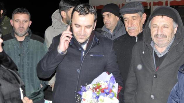 HDP milletvekili havalimanında gözaltına alındı