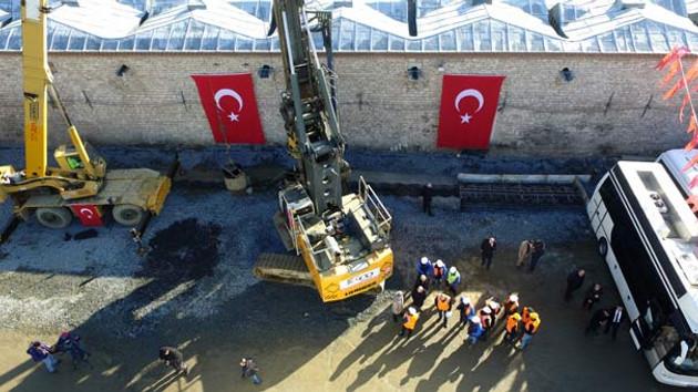 Taksim'e yapılacak caminin ismi...