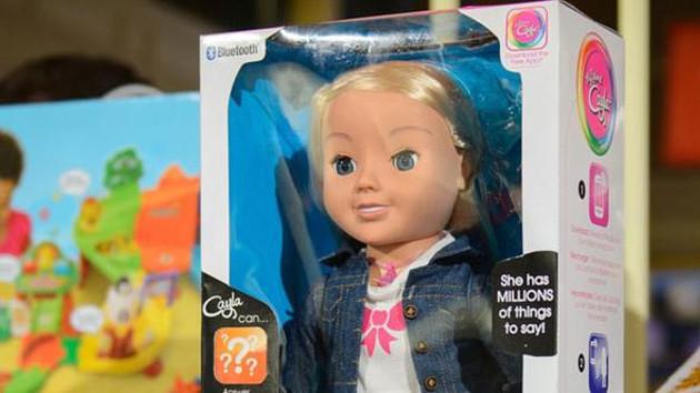 Hacker'lar oyuncak bebeklere sızabilir uyarısı