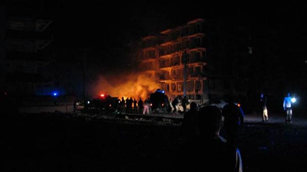Şanlıurfa Viranşehir'de patlama! 3 yaşında bir çocuk öldü