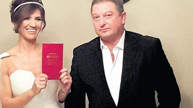 Esra Erol'un görümcesi.. Kürt İdris'in kızı Kudret Özbir Albayrak şiddet iddiasıyla boşanıyor