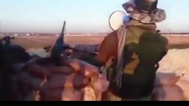 El Bab'daki Askerden güldüren anons