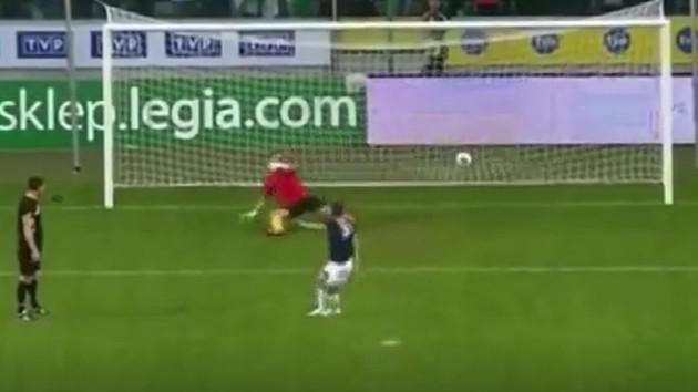 Sosyal medyada olay olan penaltı!