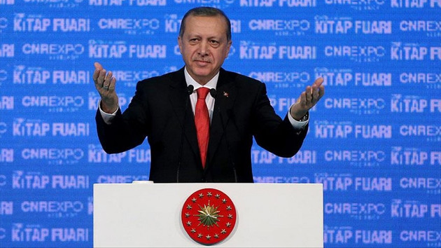Erdoğan'dan Diriliş Ertuğrul müjdesi!