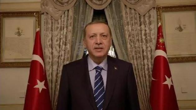Cumhurbaşkanı Erdoğan'dan videolu doğumgünü teşekkür mesajı