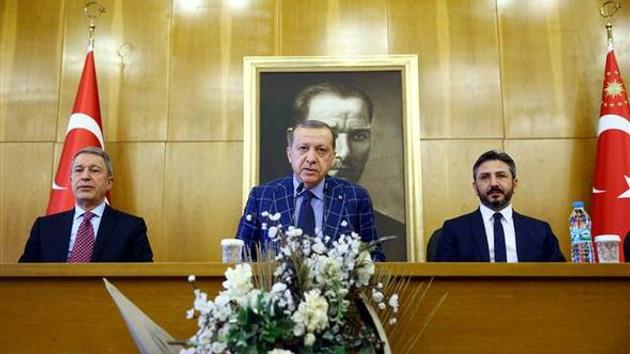Erdoğan'dan Hürriyet'e şok tepki: o manşet terbiyesizlik