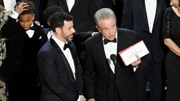 2017 Oscar dahil tarihe geçen 9 ödül töreni fiyaskosu