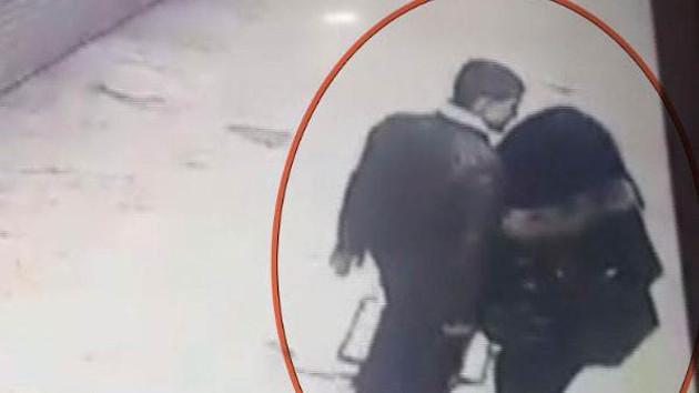 Bursa'da alt geçitte tecavüz dehşeti güvenlik kamerasında!