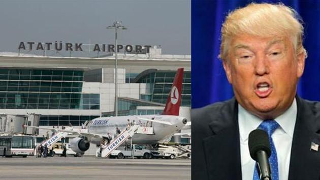 ABD'den gelen şok İstanbul iddiasına THY'den yanıt