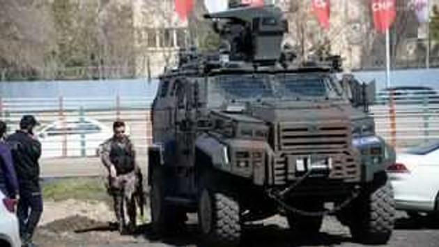 Kılıçdaroğlu'na zırhlı araç tahsis ettiler