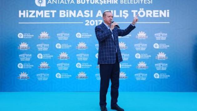 Erdoğan'dan Kılıçdaroğlu'na: Kuzu kuzu geldi