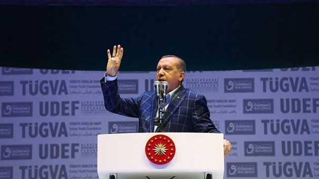 Son dakika haberleri: Erdoğan: Eyy Kılıçdaroğlu 15 Temmuz gecesi neredeydin?