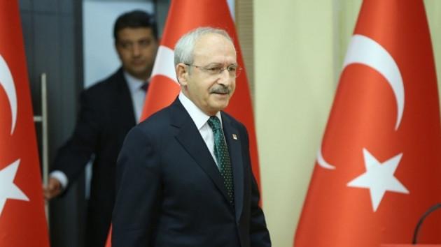Kılıçdaroğlu: Avrupa Evet çıksın istiyor