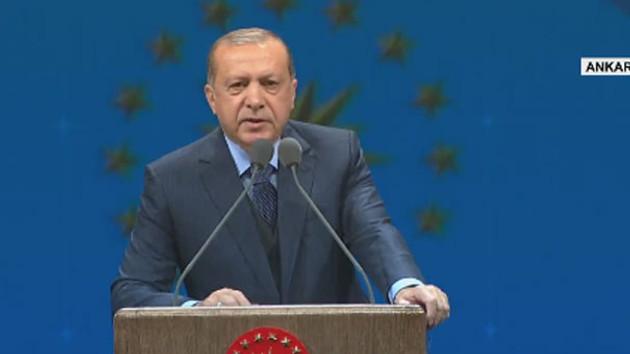 Son dakika haberleri: Erdoğan konuştu güzellik uzmanları ayakta alkışladı