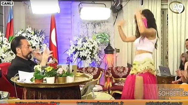 Adnan Hoca'ya büyük şok! RTÜK'ten dansöz cezası