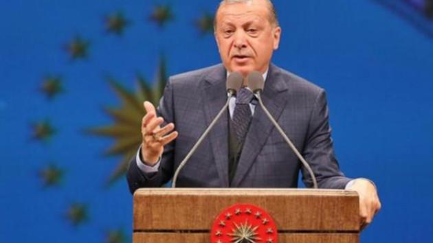 Cumhurbaşkanı Erdoğan'dan sürpriz karar: TRT'de konuşmayacak