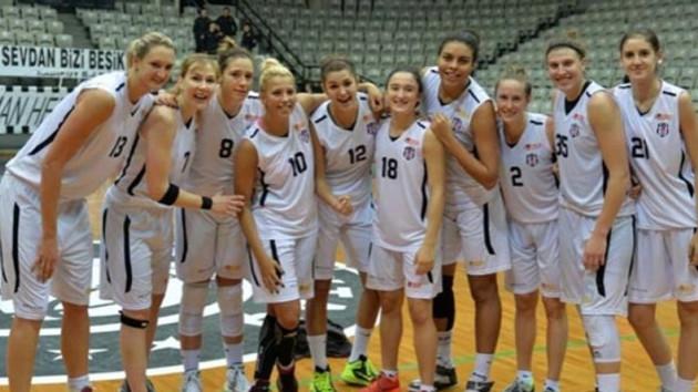 Beşiktaş kadın basketbol takımına saldırı