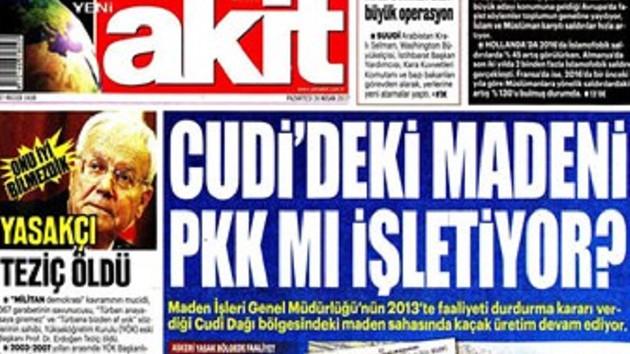 Yeni Akit bu kez de vefat eden Erdoğan Teziç'e saldırdı: Onu iyi bilmezdik!