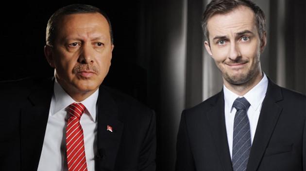 Erdoğan'dan Böhmermann'a suç duyurusu