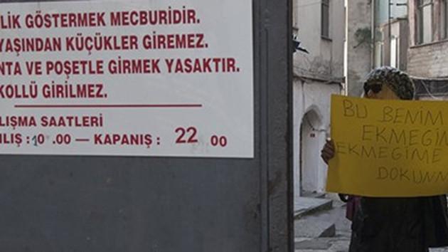 Kapatılmak istenen Gaziantep genelevinden Leyla anlatıyor