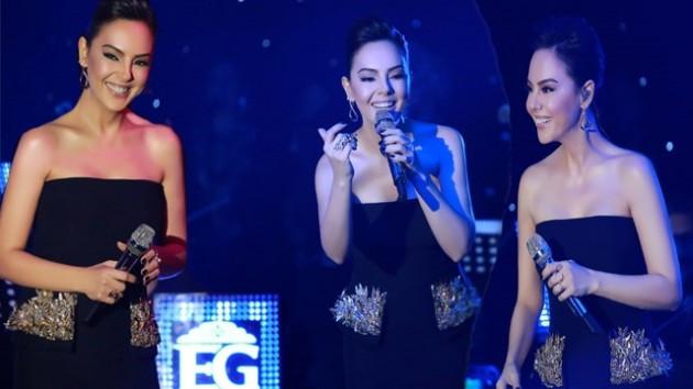 Ebru Gündeş cari açığı kapattı.. 25 konsere 2,5 milyon