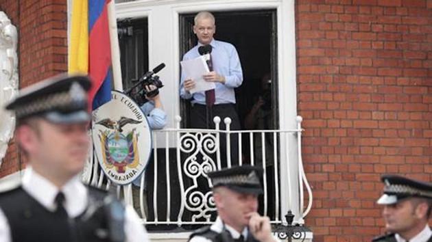 Wikileaks kurucusu Assange hakkındaki tecavüz davası düşürüldü