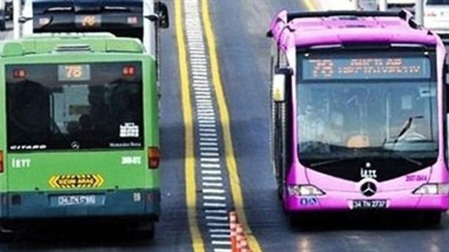 İBB Pembe Metrobüs tepkisine Twitter'dan cevap verdi
