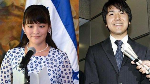 Japon prenses bir partide tanıştığı sevgilisi için unvanından vazgeçti