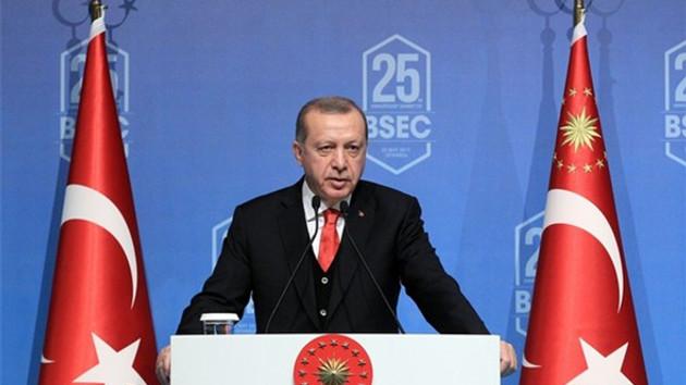 Erdoğan'ın liderlerle yapacağı ikili görüşmeleri iptal edildi