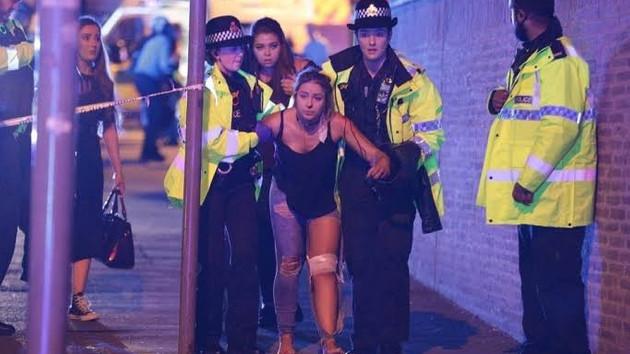Son dakika: Manchester Arena'da Ariana Grande'nin konseri sırasında patlama: 19 ölü 50 yaralı