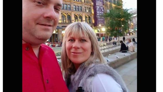 Manchester saldırısında ölen çiftin son selfie pozu