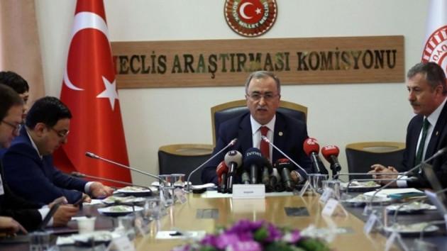 Meclis'in 15 Temmuz raporu açıklanıyor: Darbe girişiminin haber alınamaması istihbarat zaafı
