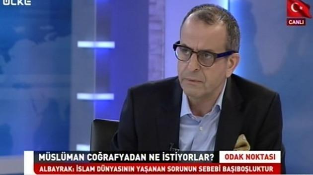 Star Yayın Yönetmeni Nuh Albayrak: Erdoğan'dan daha iyi halife mi bulacaksınız?