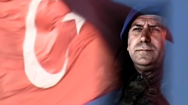 TSK'dan gözleri yaşartan Şehit Tümgeneral Aydoğan Aydın videosu