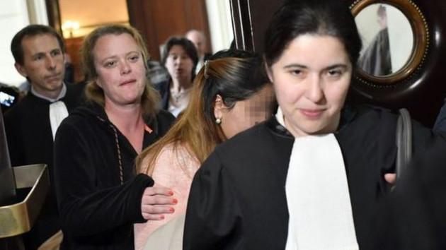 8 Arap prensese Belçika'da hapis ve para cezası
