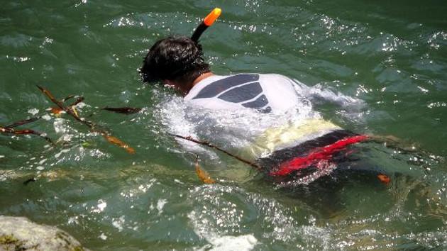 Derede kaybolan Nehir için sosyal medyadan çağrı yapıldı, 400 kişi yardıma koştu