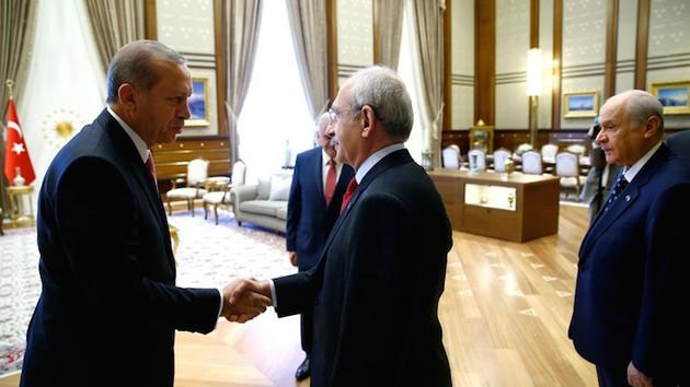 CHP kulislerinde Erdoğan ve erken seçim iddiaları
