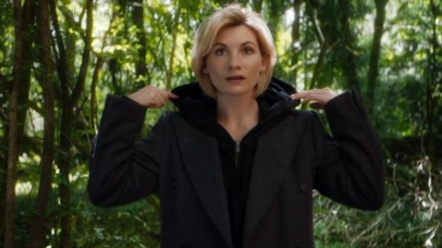Doctor Who'da doktoru ilk kez bir kadın canlandıracak