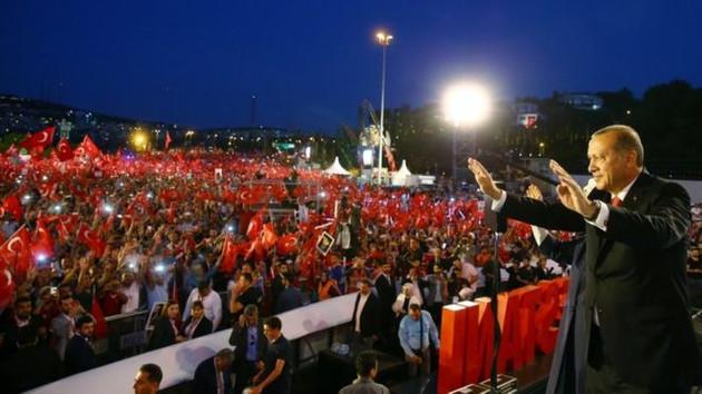 Erdoğan'ın 50 milyonluk Türkiye sözlerine muhalefetten tepki