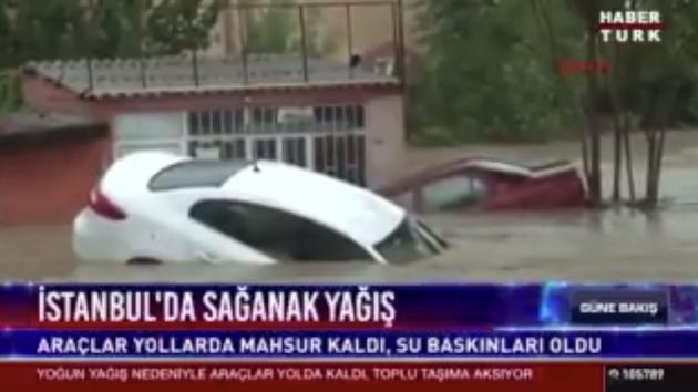 Habertürk TV Meteoroloji uzmanından ilginç uyarı: Boyu 1.60'tan kısa olanlar sokağa çıkmasın