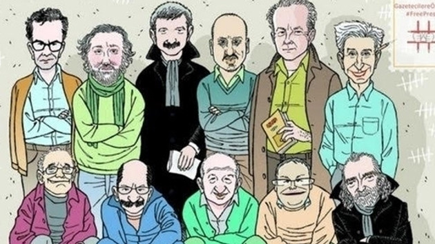 Ahmet Hakan: Gazetecileri serbest bırakın bayram olsun