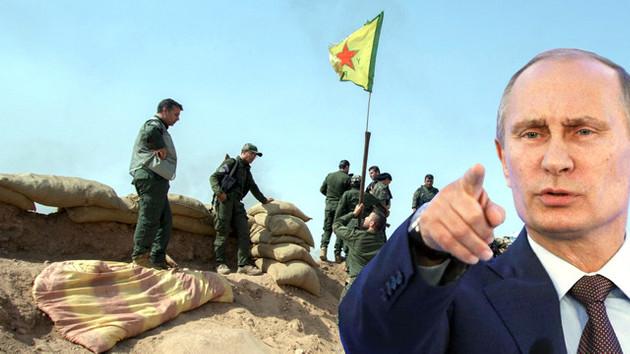 The Independent: Suriye'nin doğusunda Rusya ve YPG işbirliği var!