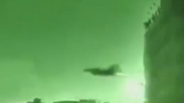 Külliyeyi bombalayan F-16 pilotunu kim tebrik etti?