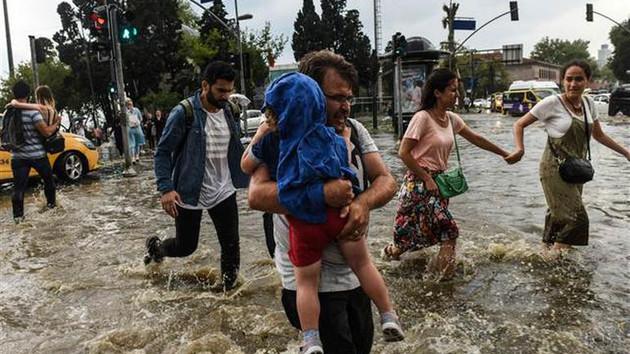 Istanbul Son Dakika: Fırtına ve dolu yağışı İstanbul'u neden bu kadar şiddetli vurdu?