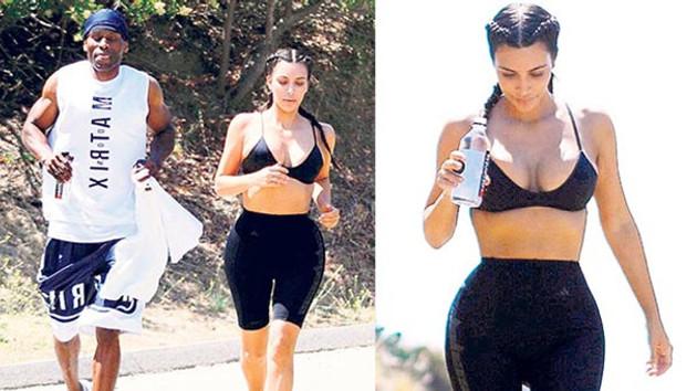Kim Kardashian'a hocası bile yetişemedi